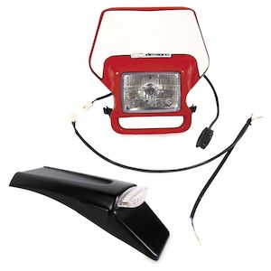 Baja Designs Enduro Lighting Kit Honda XR / CRF 50cc-200cc