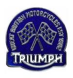 Triumph Est 1902 Pin Badge