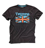 Triumph Arctic Union Flag T-Shirt