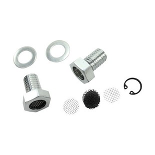 TC Bros Breather Bolts For Harley