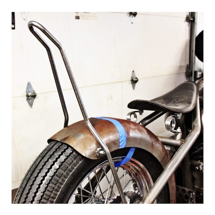 Tc bros diy sissy bar kit revzilla kickback solutioingenieria Images
