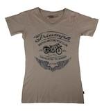 Triumph Motorcycle Club Women's T-Shirt