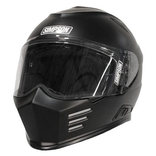 Simpson Ghost Bandit Helmet Revzilla