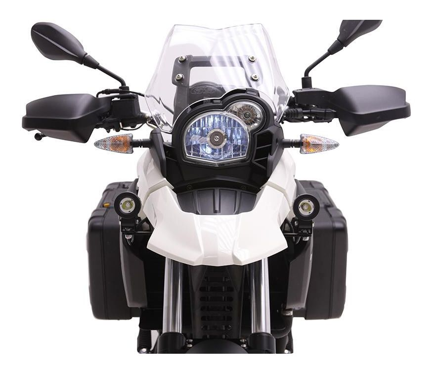 Denali Auxiliary Light Mount Bmw G650gs F650gs Revzilla
