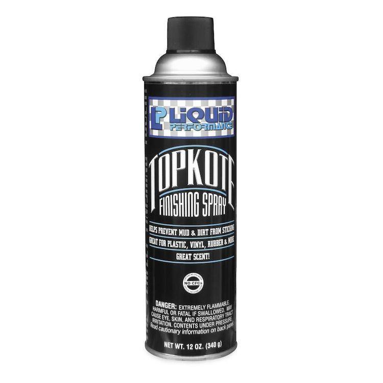 Liquid Performance Racing Top Kote Finishing Spray
