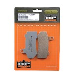 DP Brakes Sintered Front / Rear Brake Pads For Harley Touring / V-Rod 2008-2017