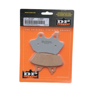 DP Brakes Sintered Front / Rear Brake Pads For Harley 2005-2007