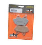 DP Brakes Sintered Front / Rear Brake Pads For Harley 2000-2004