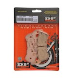 DP Brakes Sintered Front Brake Pads For Harley Sportster 2014-2015