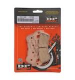 DP Brakes Sintered Front Brake Pads For Harley Sportster 2014-2015