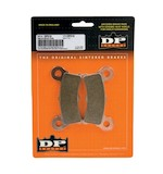 DP Brakes Sintered Rear Brake Pads For Harley Trike 2009-2013
