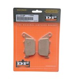 DP Brakes Sintered Rear Brake Pads For Harley Sportster 2004-2013