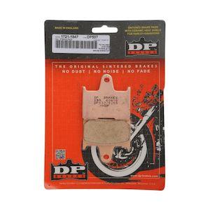 DP Brakes Sintered Rear Brake Pads For Harley Sportster 2014-2018