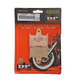 DP Brakes Sintered Rear Brake Pads For Harley Sportster 2014-2015