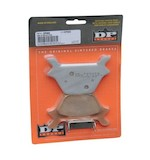 DP Brakes Sintered Rear Brake Pads For Harley