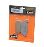 DP Brakes Sintered Front Brake Pads For Harley