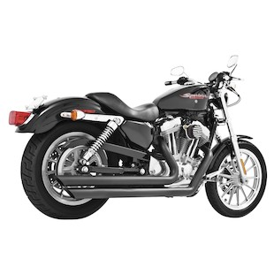 Freedom Performance Patriot Exhaust For Harley Sportster 2004-2013 Black [Previously Installed]