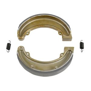 EBC Grooved Front / Rear Brake Shoes Honda 70cc-110cc