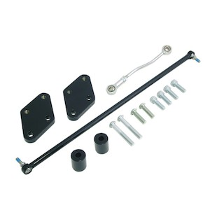 Drag Specialties Forward Control Relocation Kit For Harley Sportster 2004-2013