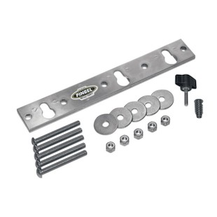 Pingel Removable Wheel Chock Mounting Plate