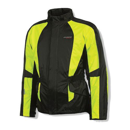 Olympia new horizon rain jacket revzilla for Motor cycle rain gear