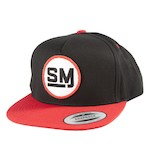 Speed Merchant Iron Circle Snap Back Hat