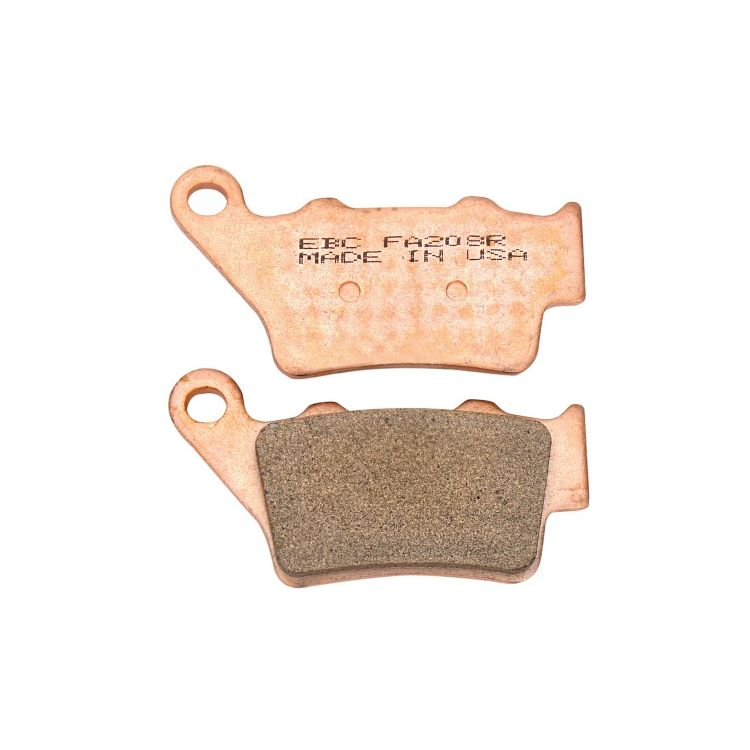 EBC R Series Sintered Rear Brake Pads KTM / Husqvarna / Husaberg / Gas Gas