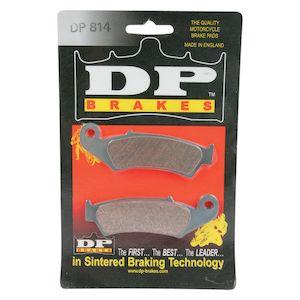 DP Brakes Sintered Front Brake Pads Honda 125cc-600cc