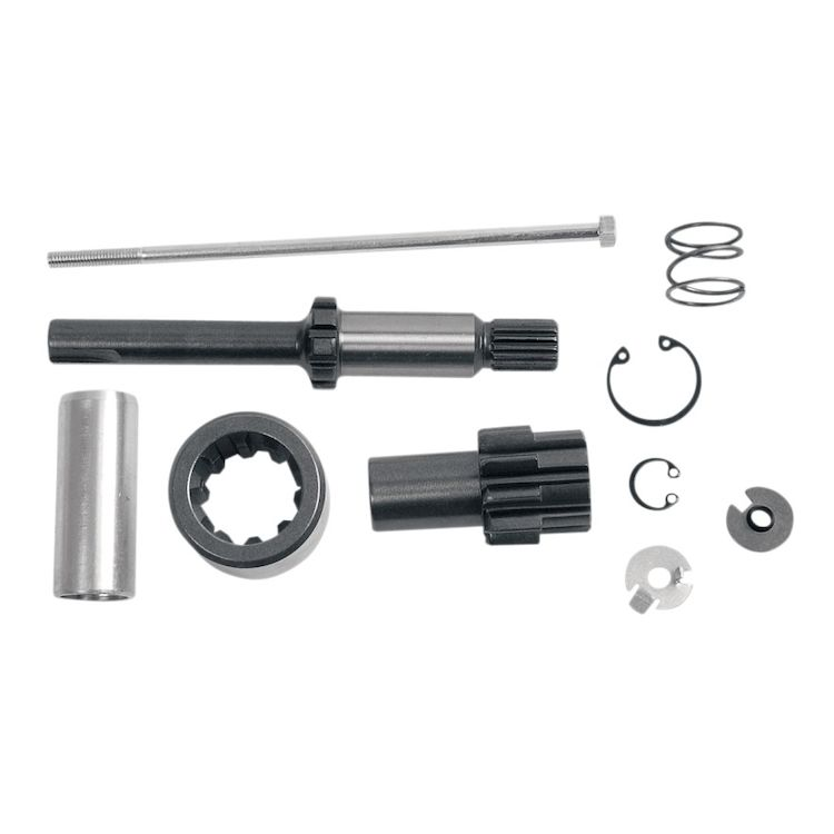 Spyke Starter Jackshaft Kit For Harley Big Twin 1989-1993