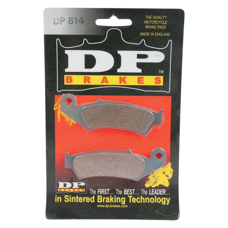 DP Brakes Sintered Front Brake Pads Honda / Kawasaki / Suzuki / Yamaha / Gas Gas / Beta