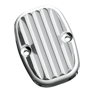 Arlen Ness Retro Front Brake Master Cylinder Cover For Harley Softail / Dyna 2005-2009