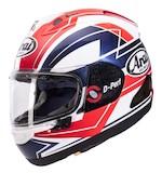 Arai Corsair X Curve Helmet