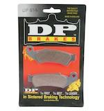 DP Brakes Sintered Front Brake Pads