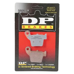 DP Brakes Sintered Rear Brake Pads KTM / Husqvarna / Husaberg / BMW