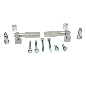Barkbusters Triple Clamp Mounting Kit