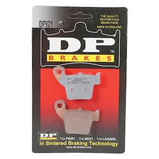 DP Brakes Sintered Rear Brake Pads