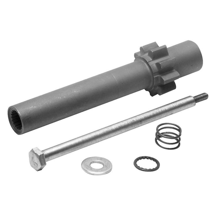 All Balls 1-Piece Starter Jackshaft Kit For Harley Big Twin 1989-1993