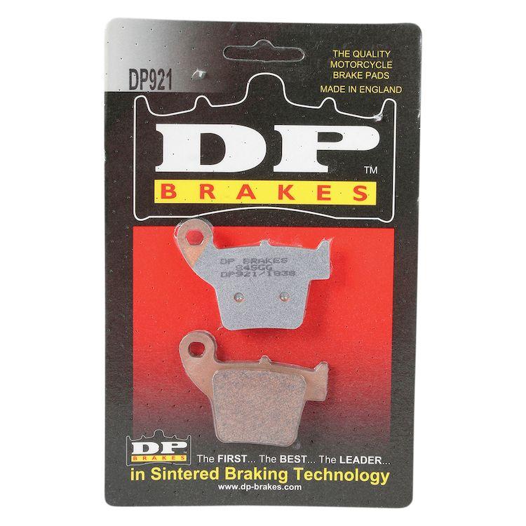 DP Brakes Sintered Rear Brake Pads Yamaha / Suzuki / Kawasaki / Gas Gas 125cc-450cc