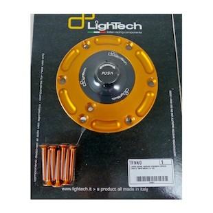 LighTech Quick Release Gas Cap Triumph Gold [Open Box]