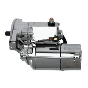 Terry Components 1.6 kW Heavy Duty Starter Motor For Harley Big Twin 1994-2006
