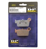 DP Brakes Pro MX Rear Brake Pads Honda 125cc-450cc