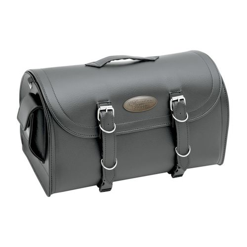 All American Rider XL Traveler Bike Luggage Rack Bag - RevZilla