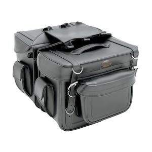 All American Rider XXXL Box Style Detachable Saddlebags