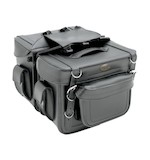 All American Rider XXXL Box Style Detachable Saddlebags