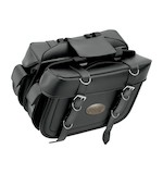 All American Rider XL Box Style Detachable Slant Saddlebags