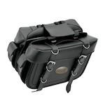 All American Rider XL Box Style Detachable Slant Saddlebags