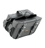 All American Rider XL Box Style Slant Cargo Pocket Saddlebags