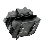 All American Rider Box Style Slant Cargo Pocket Saddlebags