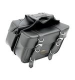 All American Rider Box Style Slant Saddlebags