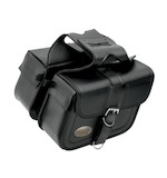 All American Rider Flap Over Slant Saddlebags